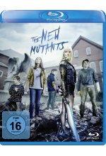 The New Mutants Blu-ray-Cover
