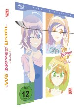 We Never Learn - 2. Staffel - Vol. 1 + Sammelschuber (Limited Edition) Blu-ray-Cover