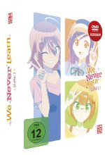 We Never Learn - 2. Staffel - Vol. 1 + Sammelschuber (Limited Edition) DVD-Cover