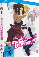 Why the Hell are You Here, Teacher!? - Vol. 2 Blu-ray-Cover