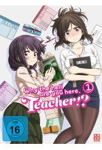 Why the Hell are You Here, Teacher!? - Vol. 1 DVD-Cover