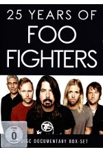 Foo Fighters - 25 Years of the Foo Fighters  [2 DVDs] DVD-Cover