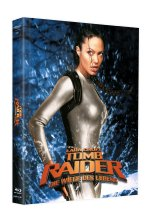Tomb Raider 2 - Mediabook - Cover A (+ DVD) Blu-ray-Cover