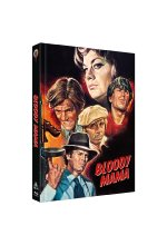 Bloody Mama - Mediabook (2-Disc Limited Collector's Edition Nr. 42) [Cover B, Limitiert auf 333 Stück] Blu-ray-Cover