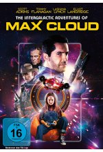 The intergalactic Adventure of Max Cloud DVD-Cover