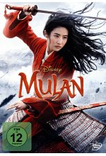 Mulan  (2020) DVD-Cover
