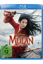 Mulan  (2020) Blu-ray-Cover