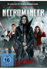 Necromancer - Stay Metal! DVD-Cover