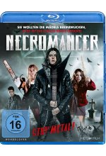 Necromancer - Stay Metal! Blu-ray-Cover