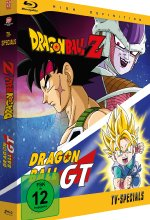 Dragonball Z + GT Specials - Box  [2 BRs] Blu-ray-Cover