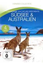 Südsee & Australien - Fernweh Collection  [4 DVDs] DVD-Cover