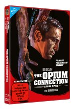 The Opium Connection - Uncut - Limited Edition auf 1000 Exemplare  (+ DVD) Blu-ray-Cover