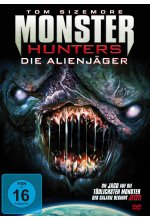 Monster Hunters - Die Alienjäger (uncut) DVD-Cover