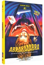 Abrakadabra -3-Disc Mediabook - Cover A - Limited Edition auf 666 Stück - Cinestrange Extreme Edition - Gelbe Edition Nr Blu-ray-Cover