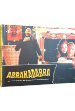 Abrakadabra -3-Disc Mediabook - Cover Q - Limited Edition auf 99 Stück - Cinestrange Extreme Edition - Gelbe Edition Nr. Blu-ray-Cover