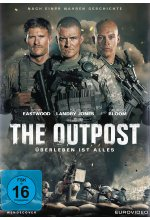 The Outpost - Überleben ist alles DVD-Cover