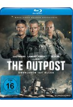 The Outpost - Überleben ist alles Blu-ray-Cover