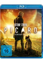 STAR TREK: Picard - Staffel 1  [3 BRs] Blu-ray-Cover