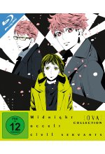 Midnight Occult Civil Servants OVA-Collection (3 OVAs) Blu-ray-Cover