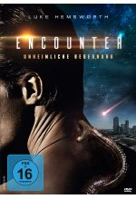 Encounter - Unheimliche Begegnung DVD-Cover