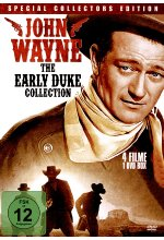 John Wayne - The Early Duke Collection DVD-Cover