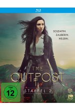 The Outpost - Staffel 2 (Folge 11-23)  [2 BRs] Blu-ray-Cover
