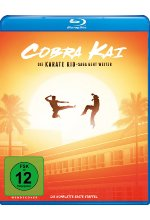 Cobra Kai -  Staffel 1  [2 BRs] Blu-ray-Cover