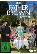 Father Brown - Staffel 8  [3 DVDs] DVD-Cover