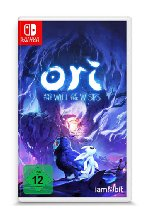 Ori and the Will of the Wisps Cover