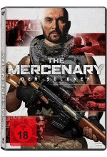 The Mercenary – Der Söldner - Uncut DVD-Cover