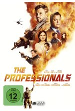 The Professionals  [3 DVDs] DVD-Cover