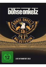 Böhse Onkelz - Live in Frankfurt 2018  [2 DVDs] DVD-Cover