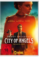 Penny Dreadful - City of Angels  [4 DVDs] DVD-Cover