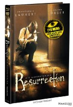Resurrection - Mediabook - Cover B-Original - Limited Edition auf 555 Stück  (+ DVD) Blu-ray-Cover