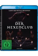 Blumhouse's Der Hexenclub Blu-ray-Cover