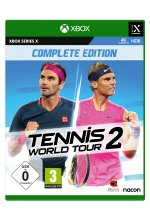 Tennis World Tour 2 (Complete Edition) Cover