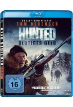 Hunted - Blutiges Geld Blu-ray-Cover