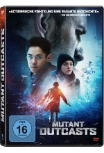 Mutant Outcasts DVD-Cover