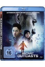 Mutant Outcasts Blu-ray-Cover