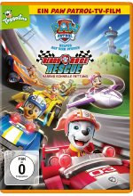 Paw Patrol: Ready Race Rescue - Rasend schnell DVD-Cover