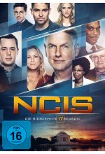 NCIS - Season 17  [5 DVDs] DVD-Cover