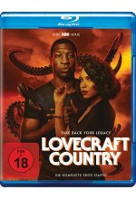 Lovecraft Country - Staffel 1  [3 BRs] Blu-ray-Cover