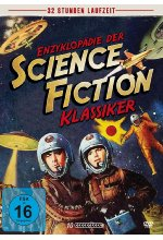 Enzyklopädie der Science Fiction Klassiker  [10 DVDs] DVD-Cover