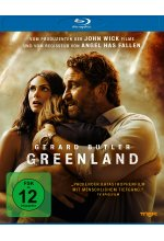 Greenland Blu-ray-Cover