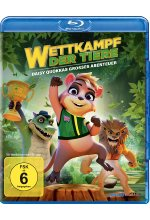Wettkampf der Tiere – Daisy Quokkas großes Abenteuer Blu-ray-Cover