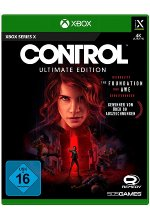 Control - Ultimate Edition Cover
