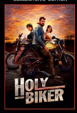 Holy Biker - Hartbox - Limited Edition - Collector's Edition Blu-ray-Cover