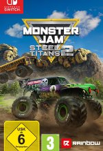 Monster Jam - Steel Titans 2 Cover