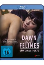 Dawn of the Felines - Sündiges Tokio Blu-ray-Cover