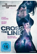 Cross the Line - Du sollst nicht töten DVD-Cover
